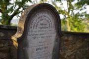 Židovský hřbitov v Trhovém Štěpánově